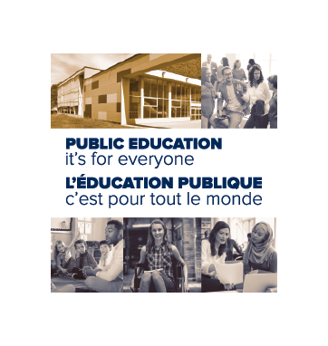 OSSTF/FEESO Public Education-it's for everyone