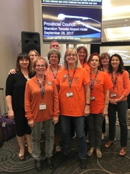 D-25 Provincial Councillors - Day of Orange