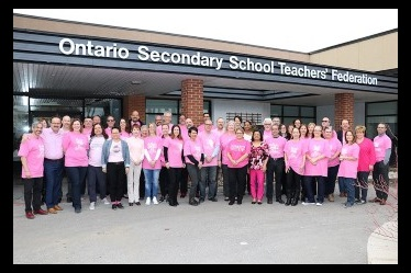 Provincial Office Day Of Pink
