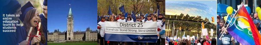 D-25 Photo Banner - Images of Ottawa & Distsrict 25