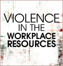 Violence in the Workplace icon
